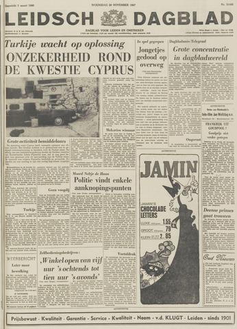 Leidsch Dagblad 1967-11-29