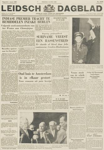 Leidsch Dagblad 1961-07-14