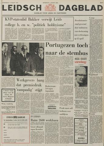 Leidsch Dagblad 1975-03-12