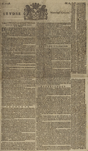 Leydse Courant 1758-07-17