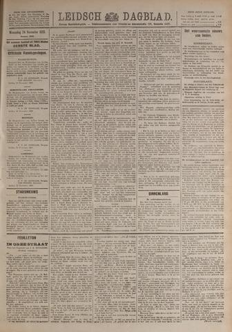 Leidsch Dagblad 1920-11-24