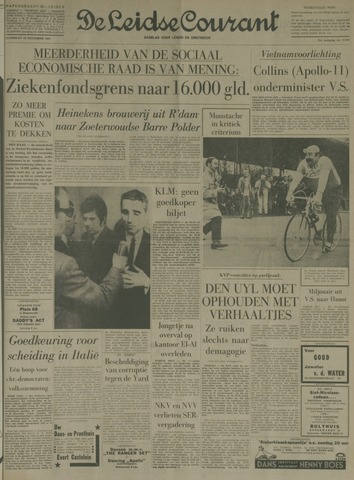Leidse Courant 1969-11-29
