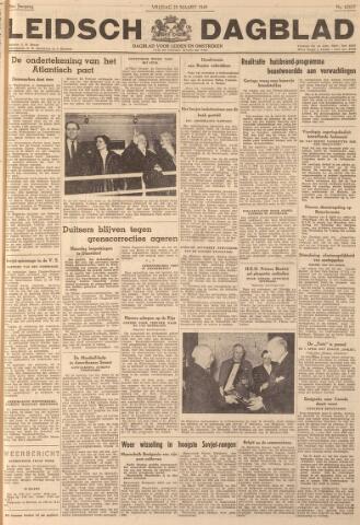Leidsch Dagblad 1949-03-25