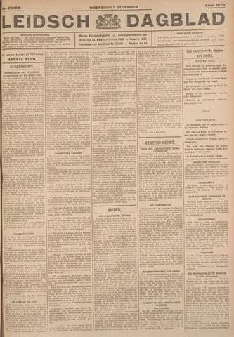 Leidsch Dagblad 1926-12-01