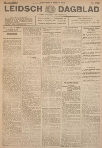 Leidsch Dagblad 1928-01-05