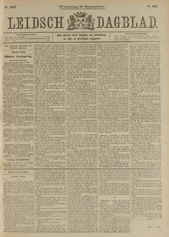 Leidsch Dagblad 1902-09-17