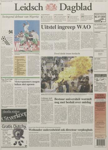 Leidsch Dagblad 1994-06-22
