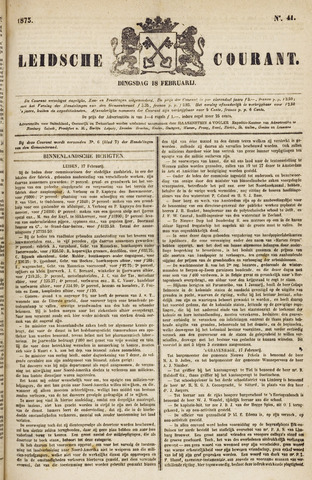 Leydse Courant 1873-02-18