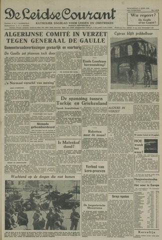 Leidse Courant 1958-06-11