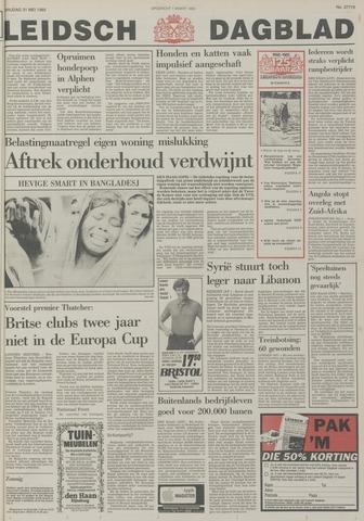 Leidsch Dagblad 1985-05-31