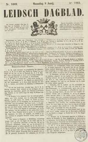 Leidsch Dagblad 1863-06-08