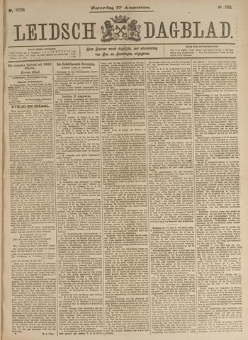Leidsch Dagblad 1901-08-17
