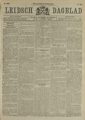 Leidsch Dagblad 1911-02-08