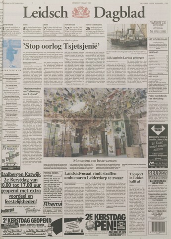 Leidsch Dagblad 1994-12-24