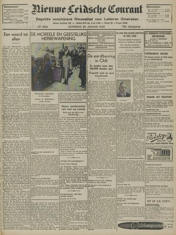 Nieuwe Leidsche Courant 1939-01-28
