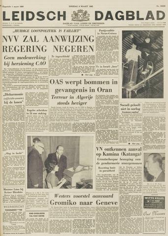 Leidsch Dagblad 1962-03-06