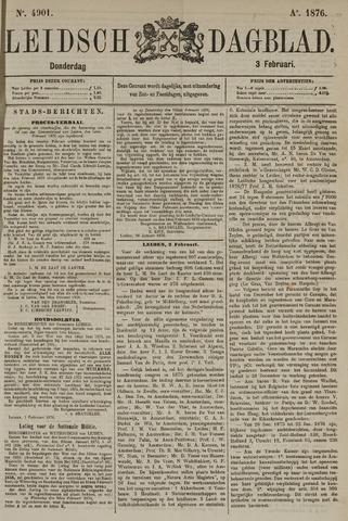 Leidsch Dagblad 1876-02-03
