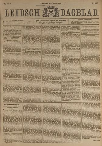 Leidsch Dagblad 1897-10-08