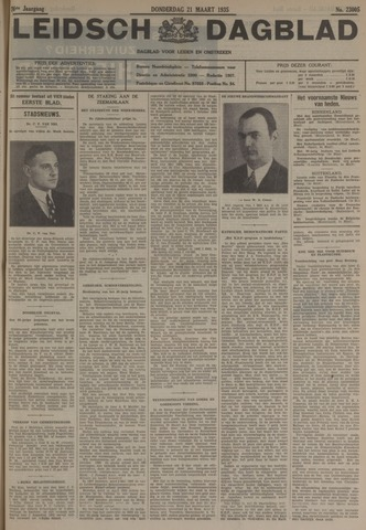 Leidsch Dagblad 1935-03-21