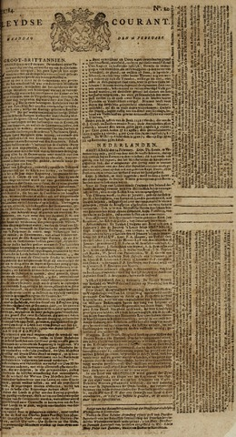 Leydse Courant 1784-02-16
