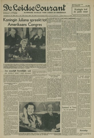 Leidse Courant 1952-04-04