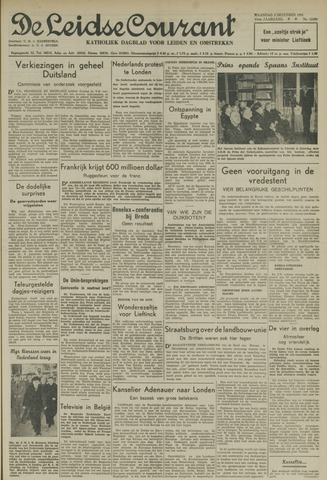 Leidse Courant 1951-12-03