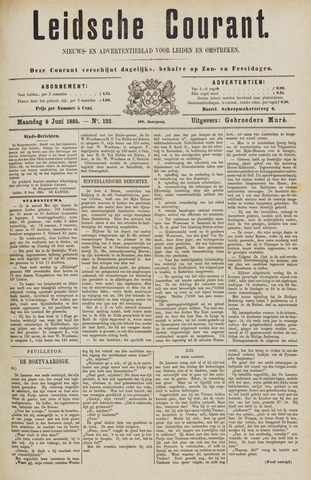 Leydse Courant 1885-06-08