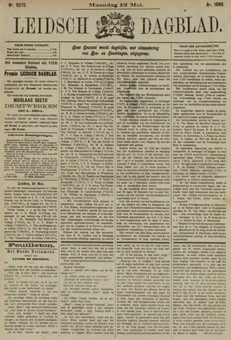 Leidsch Dagblad 1890-05-12