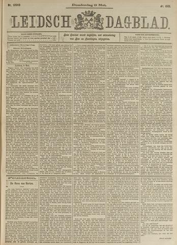 Leidsch Dagblad 1901-05-09