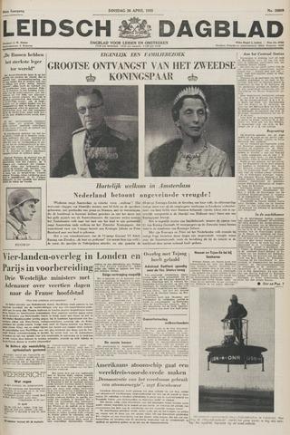 Leidsch Dagblad 1955-04-26