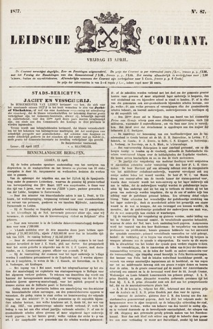 Leydse Courant 1877-04-13