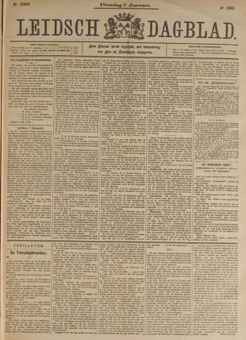 Leidsch Dagblad 1902-01-07