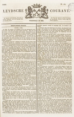 Leydse Courant 1860-05-30