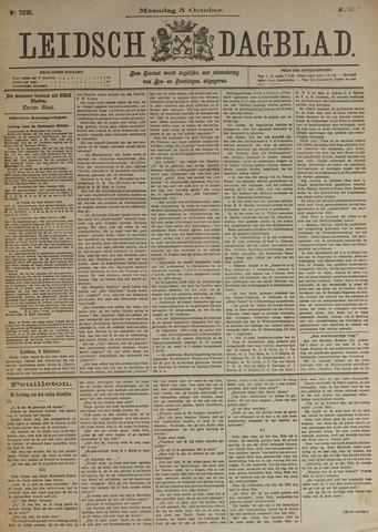 Leidsch Dagblad 1896-10-05