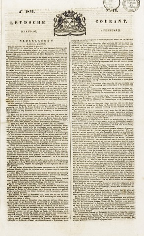 Leydse Courant 1841-02-01