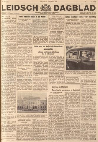 Leidsch Dagblad 1949-08-05
