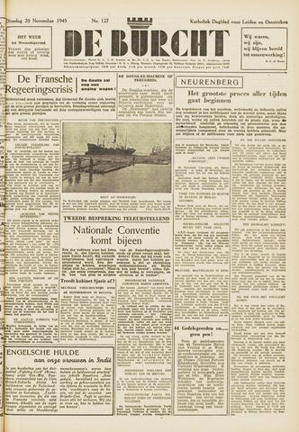 De Burcht 1945-11-20