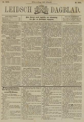 Leidsch Dagblad 1890-06-10