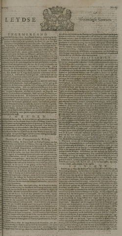 Leydse Courant 1725-05-30