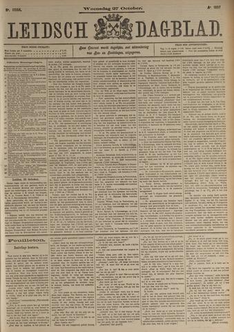 Leidsch Dagblad 1897-10-27