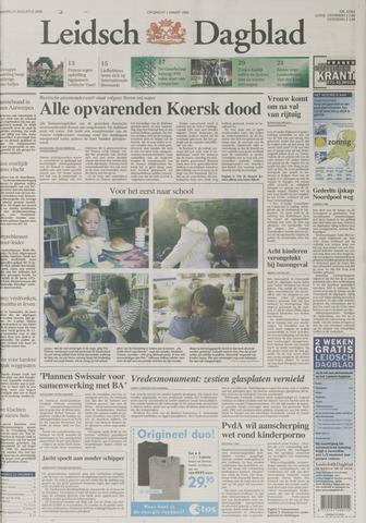 Leidsch Dagblad 2000-08-21