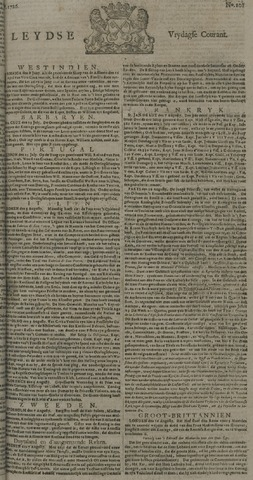 Leydse Courant 1726-08-23