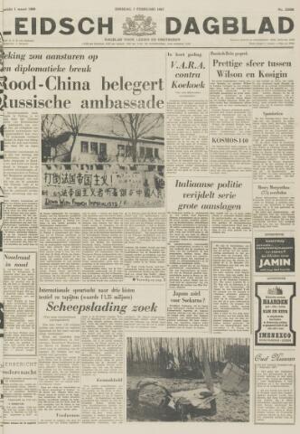 Leidsch Dagblad 1967-02-07