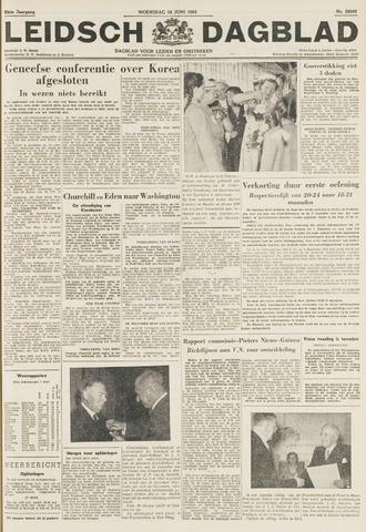 Leidsch Dagblad 1954-06-16