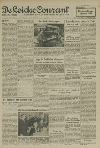 Leidse Courant 1952-06-23