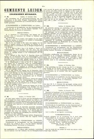 Handelingen van de Raad 1945-10-11