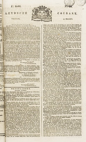 Leydse Courant 1844-03-29