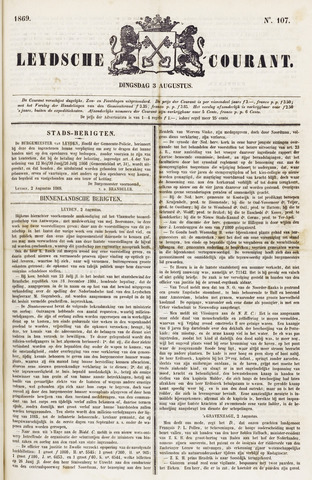 Leydse Courant 1869-08-03