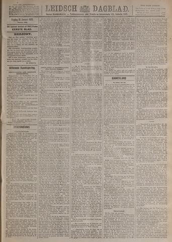 Leidsch Dagblad 1920-01-16