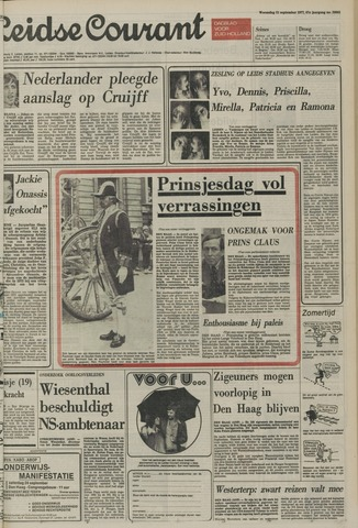 Leidse Courant 1977-09-21